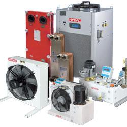 Hydac coolers