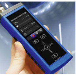 Pall ws019 hand held water sensor display