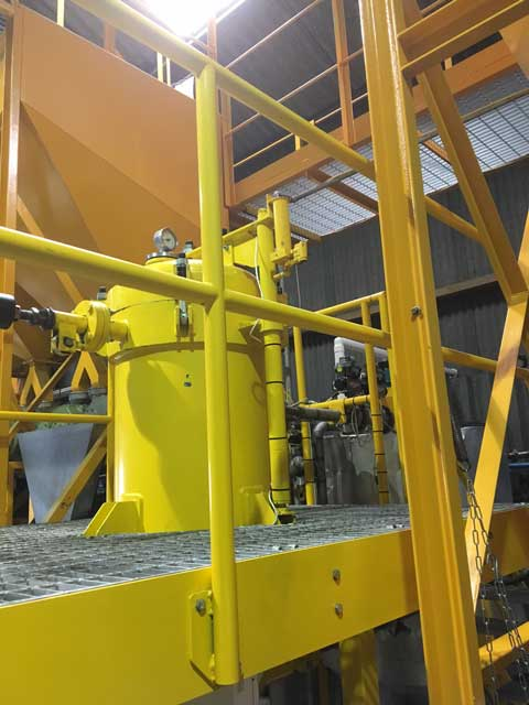 Extending Life Of Equipment At Farrington Oils